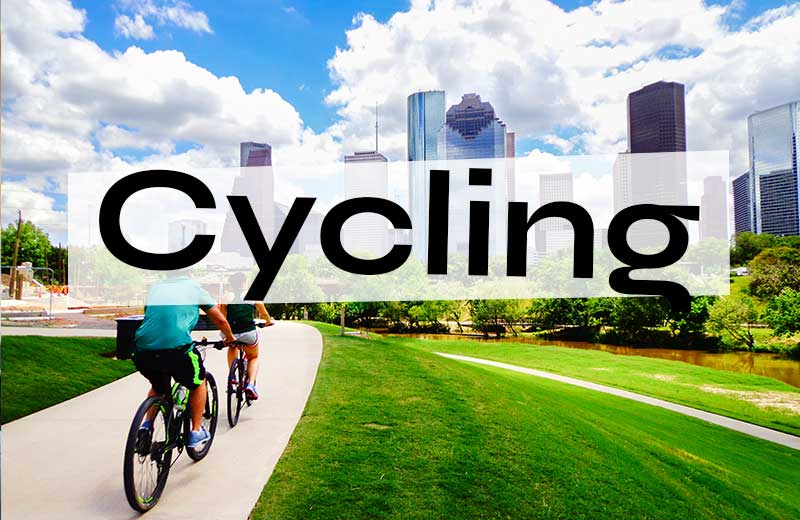 Cycling and Trails