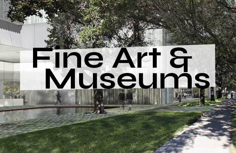 Fine Art and Museums